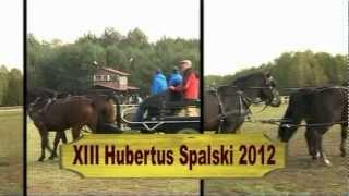 Hubertus Spalski 2012 - zaproszenie