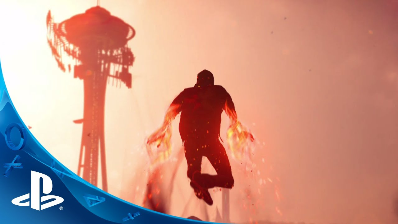 inFAMOUS Second Son - Spot de gameplay oficial