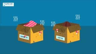 Container Desiccant Super Dry