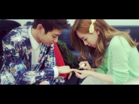 Taeyeon And Minho Cute Interactions