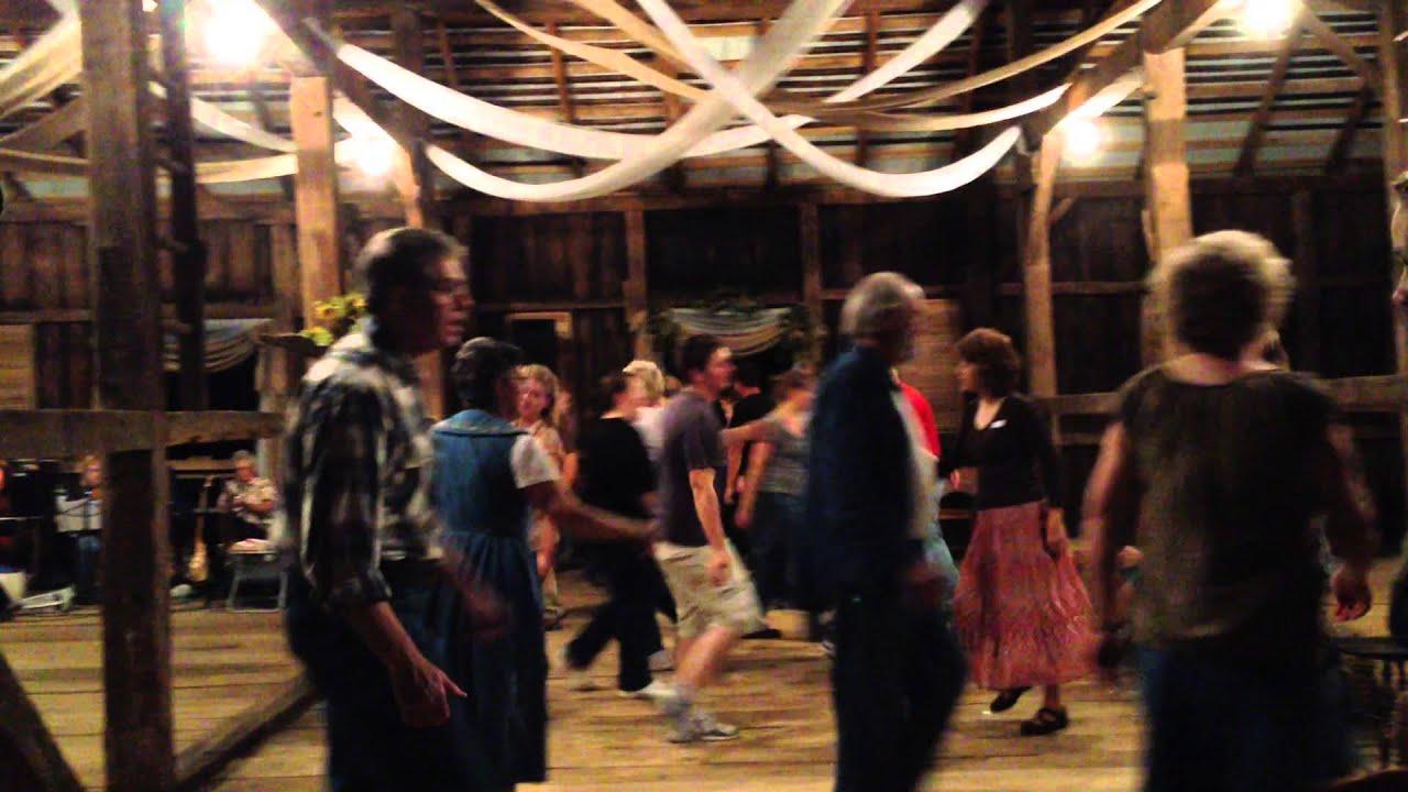 Gish Barn Dance Oct 2013 Threes C Youtube