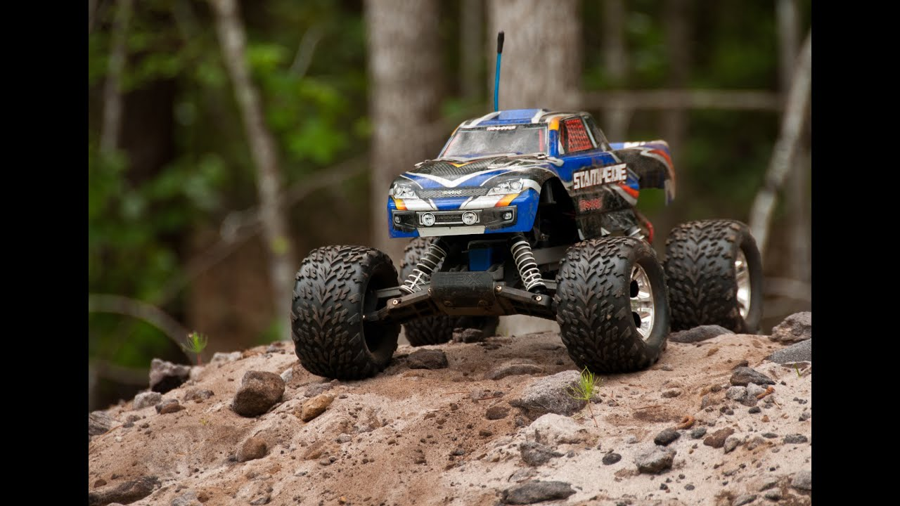 2WD Brushed Traxxas Stampede