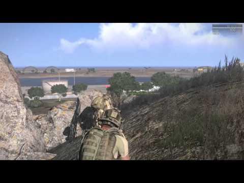 JSOC ArmA 3 Alpha Cooperative Gameplay