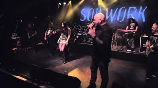 Soilwork (feat. Floor Jansen) - Let This River Flow - Live In The Heart Of Helsinki [2015]