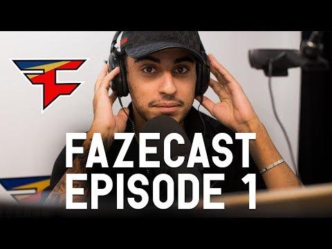 FaZeCast - Episode 1