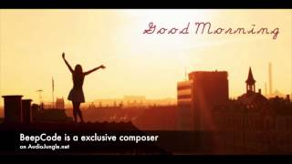 Happy Acoustic Background Music - Good Morning (Royalty Free Music by BeepCode)