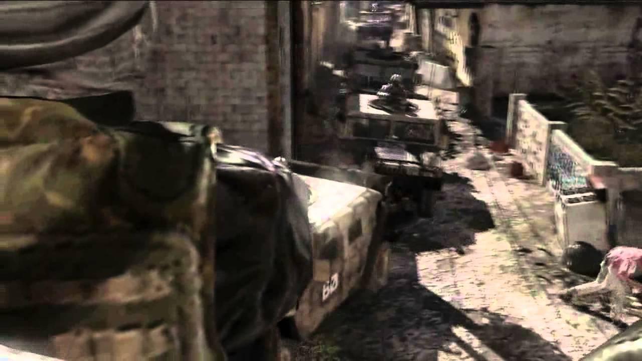 Клип по играм Call Of Duty(читайте описание)!!!