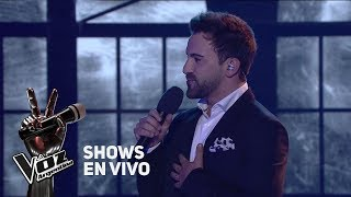 Shows en vivo #TeamMontaner: Braulio canta