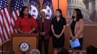 Democratic congresswomen: Don't take Trump's Bait