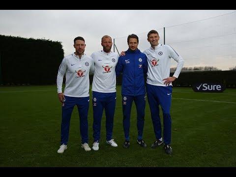 Sure Pressure Series Season II - Chelsea Legends