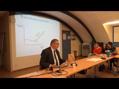 SIEJ - 18 octobre 2016 - Une autre économie (3) : L'agro-écologie, entre campagne et villes
