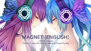 Magnet ~ Vocaloid ENGLISH COVER [Hannah1310Fan & Chestil] 🐣 Happy Easter! 🐣