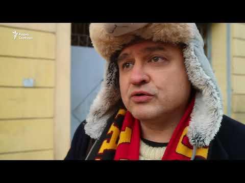 Пять суток за флаг украинских националистов