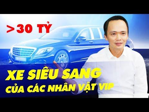 Xế Hộp Hơn 30 Tỷ Của Tỷ Phú Trịnh Văn Quyết Có Gì Đặc Biệt?