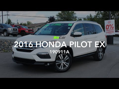 2016 HONDA PILOT EX - 190911A