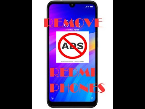 How to remove Ads in any Mi Phones | MIUI | Redmi |JOHN TECH
