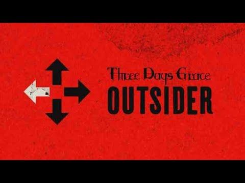 Download Three Days Grace - I Am An Outsider(Lyrics Video)
