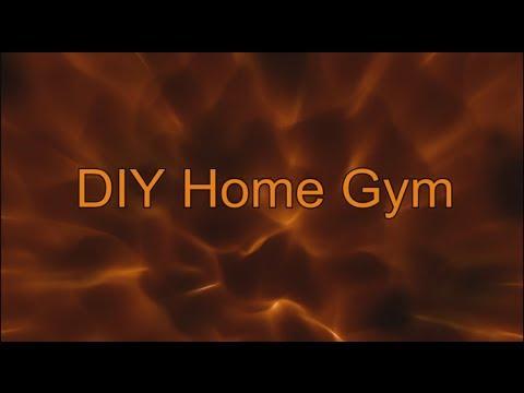 DIY Home Made Gym