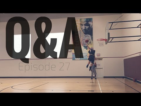 5'7 Dunker | Triphasic Training, What's a Good Program, How Long Have I Trained? | Q&A Episode 27