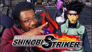 Video This Game is LOWKEY Heat! FIRST Online Match! (BETA) Naruto to Boruto Shinobi Striker GAMEPLAY download MP3, 3GP, MP4, WEBM, AVI, FLV Desember 2017