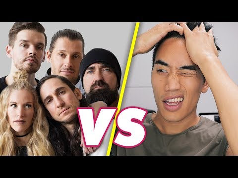 Andrew Huang vs Walk Off The Earth