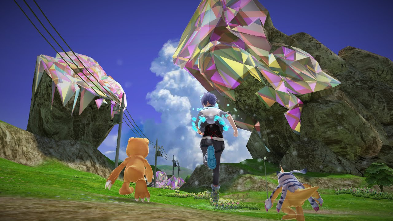 how to get lucemon digimon world next order
