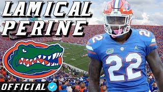 The Most Versatile Playmaker in the Country 💯 Official La'Mical Perine Highlights