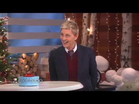 The best  of Ellen DeGeneres shows compilation. Five second rule. Ellen Degeneres. Chris Pratt