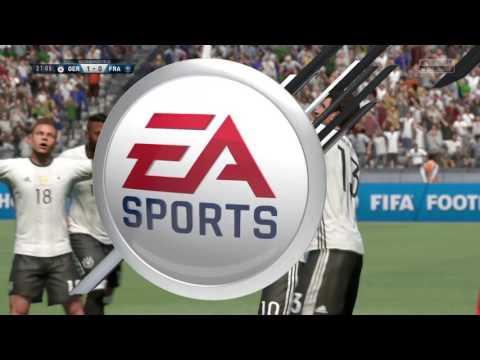 FIFA 17 ozil scores!!!
