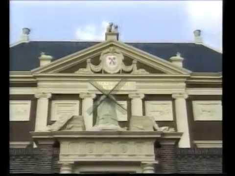 Jan van Goyen, Lakenhal Stedelijk museum Leiden met Jan Sala, Oct 1996