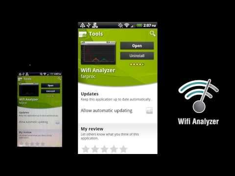 ¿Cómo analizar la red inalámbrica de tu WiFi?