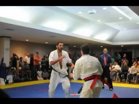 Sensei Mauricio Alvarado Kyokushinkai