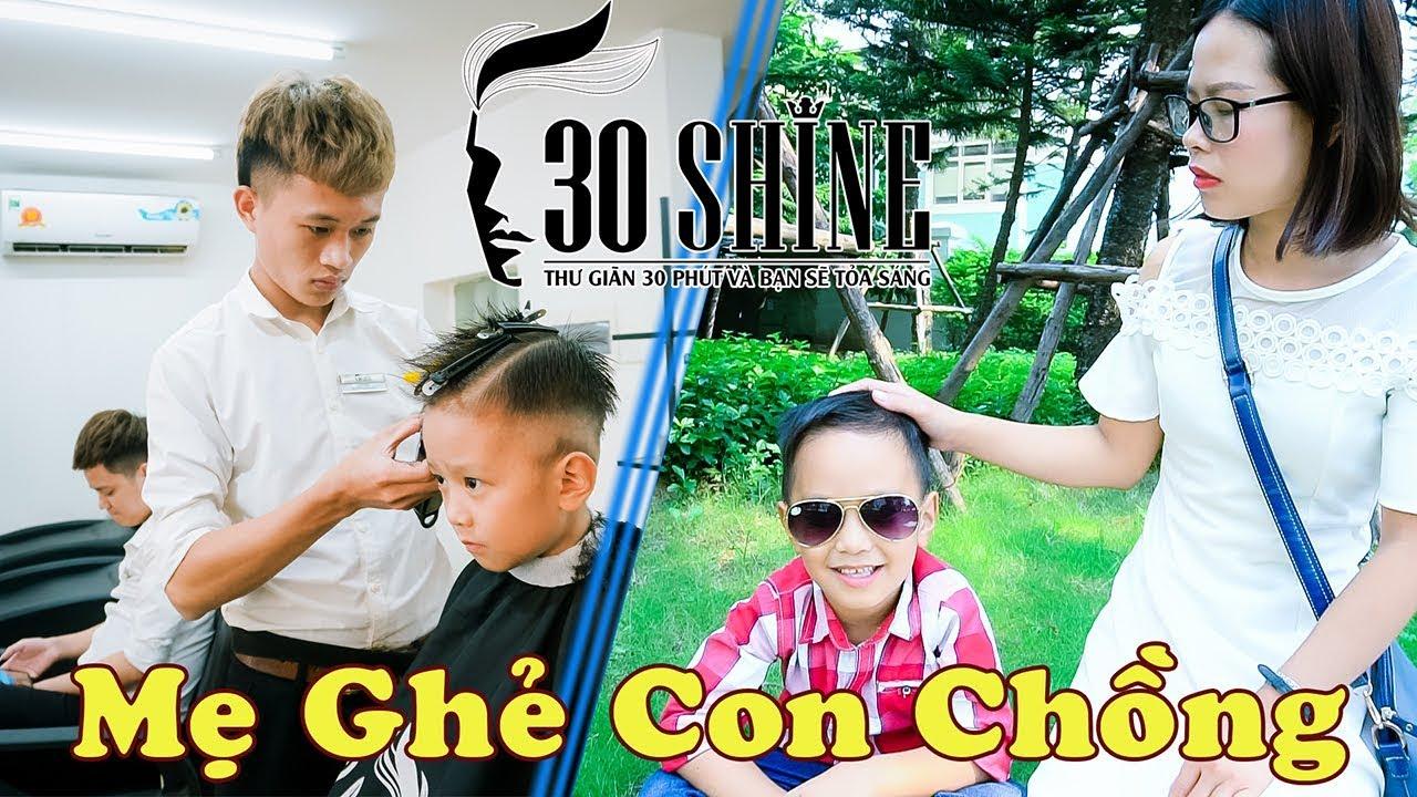 Mẹ Ghẻ Con Chồng – Phần 2: Mẹ ơi Con Muốn Đi Cắt Tóc 30Shine ❤ BonBon TV ❤ | Tổng hợp kiến thức về tóc đẹp mới nhất