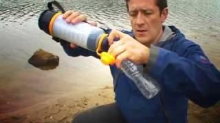 LROTV Lifesaver Water Bottle Test.