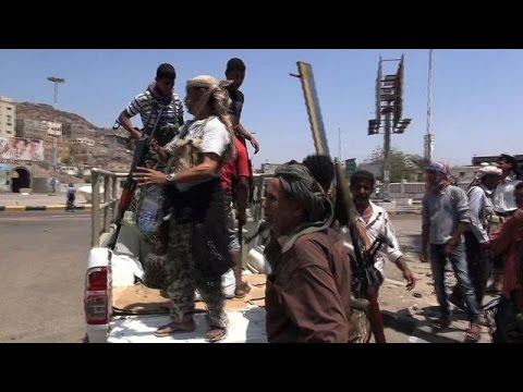 Clashes intensify in Yemen's Aden