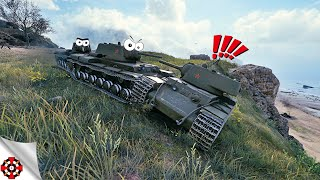 World of Tanks - Funny Moments | WINS vs FAILS! (WoT Epic Wins and Fails, June 2019)