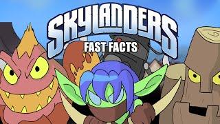 Skylanders  - FAST FACTS!