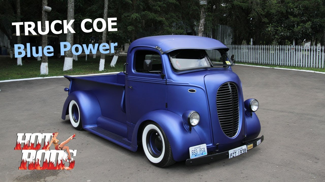 1938 Ford Coe Truck For Sale >> Truck COE Ford 1938 - Revista Hot Rods - YouTube
