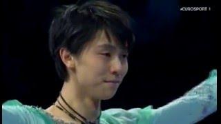 2016年 世界選手権 羽生結弦選手のEXです。画質が悪くて、申し訳ありま...