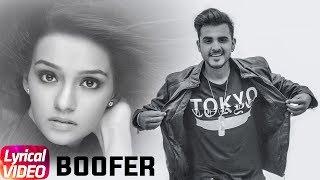 Boofer (Lyrical Video) | Armaan Bedil feat Sukh-E & Whistle | Punjabi Lyrical Songs | Speed Records
