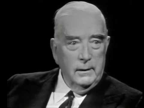 Sir Robert Menzies on the White Australia Policy - Classic Australian Television