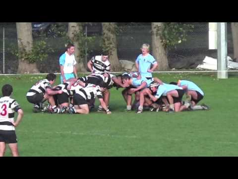 Otago University Colts Blue v Southern Magpies; 27 May 2017, won 20-7