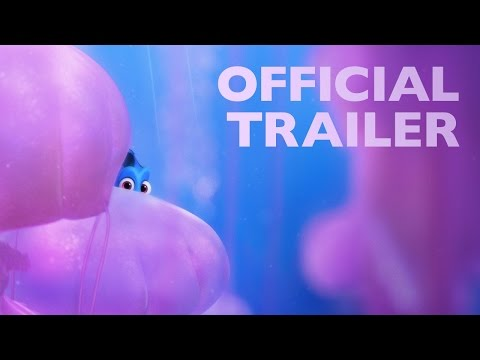 Finding Dory trailers