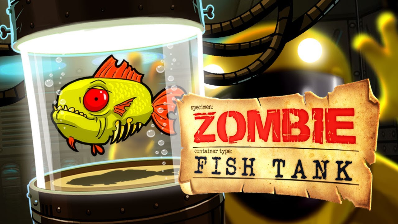 Fish tank decorations zombie - Zombie Fish Tank Available Now On The App Store
