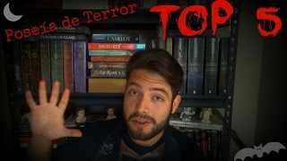 Top 5 | Poemas de Terror | Lectura de Poemas | Abnormal Reader