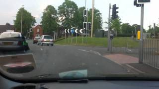 Pork Pie Island - Driving Lesson Leicester