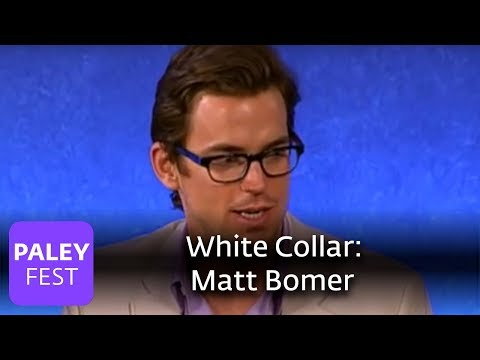 White Collar - Matt Bomer On The Season 1 Finale (Paley Interview)