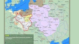 Granice Polski - od Mieszka I do współczesności