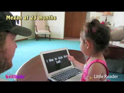 Toddler Megan Reading Customiz...