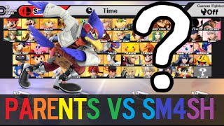 HOW DID YOU KNOW THAT!? Parents Guess Super Smash Bros 4 Characters